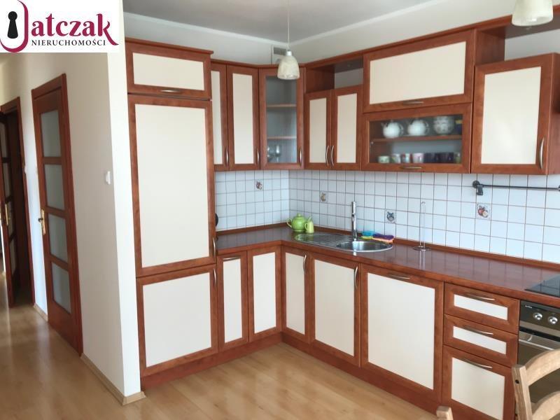 Mieszkanie trzypokojowe na wynajem Gdańsk, Kiełpinek, Wiszące Ogrody, SERDECZNA  63m2 Foto 2