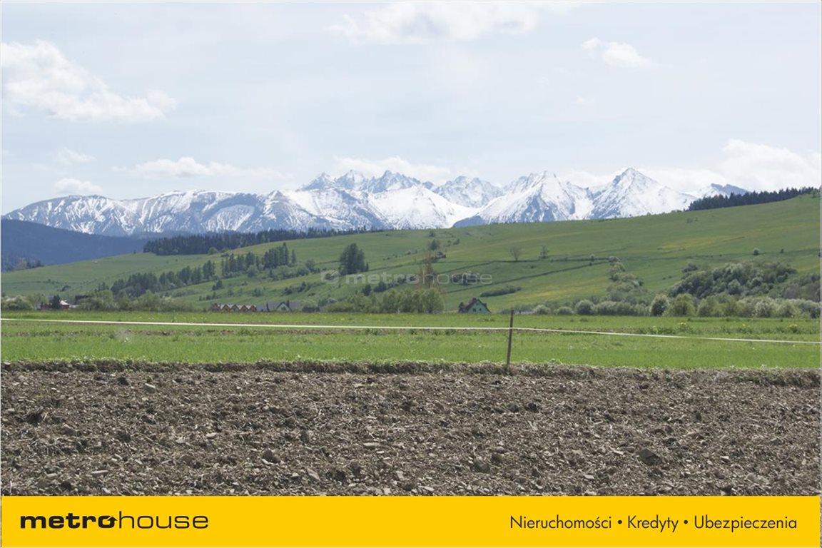 Działka rolna na sprzedaż Niedzica, Łapsze Niżne  1247m2 Foto 6