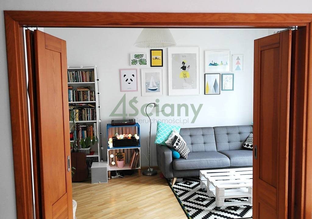 Mieszkanie dwupokojowe na sprzedaż Warszawa, Ochota, Stara Ochota, Białobrzeska  59m2 Foto 4