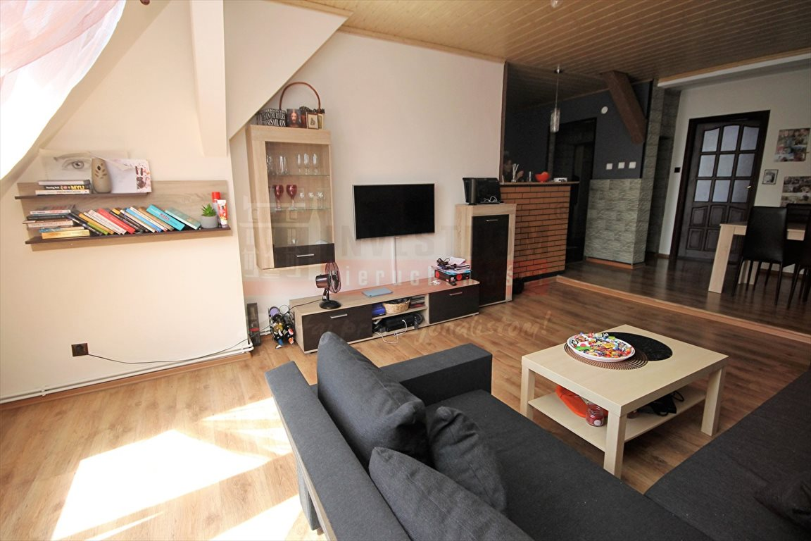 Mieszkanie trzypokojowe na sprzedaż Brzeg, Mieszkanie dwupoziomowe, w pełni wyposażone!  81m2 Foto 4