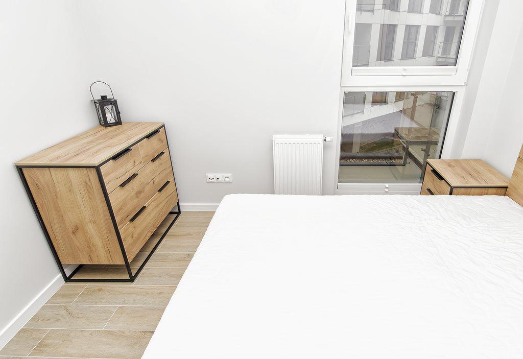 Mieszkanie dwupokojowe na wynajem Poznań, Lwowska  40m2 Foto 8