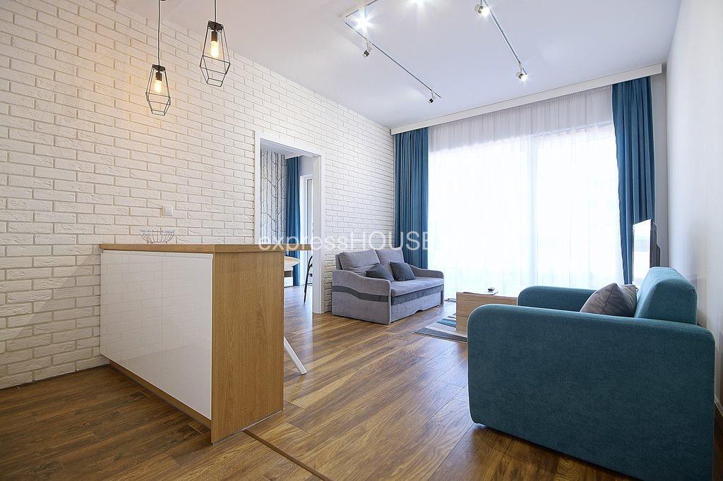 Mieszkanie dwupokojowe na sprzedaż Augustów, Nadrzeczna  53m2 Foto 1