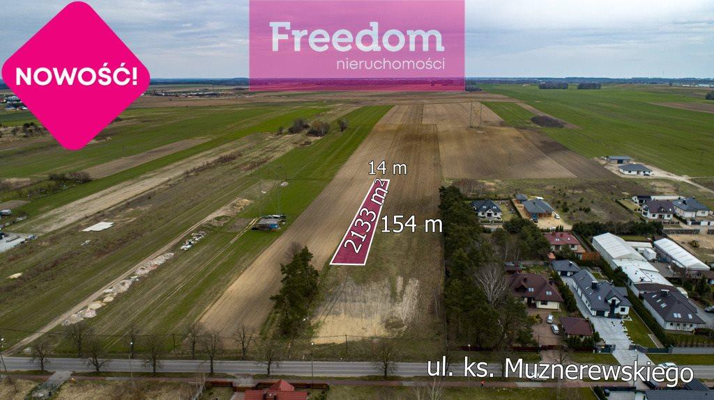 Działka budowlana na sprzedaż Krzepice, ks. Muznerowskiego  9363m2 Foto 13