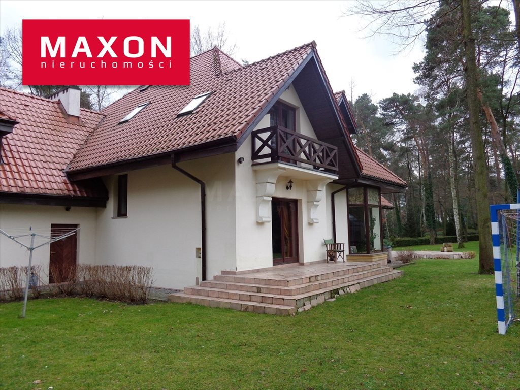 Dom na wynajem Konstancin-Jeziorna  420m2 Foto 1