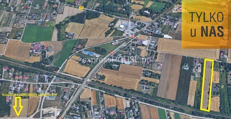 Działka budowlana na sprzedaż Lublin, Węglinek, Folwarczna  10000m2 Foto 1