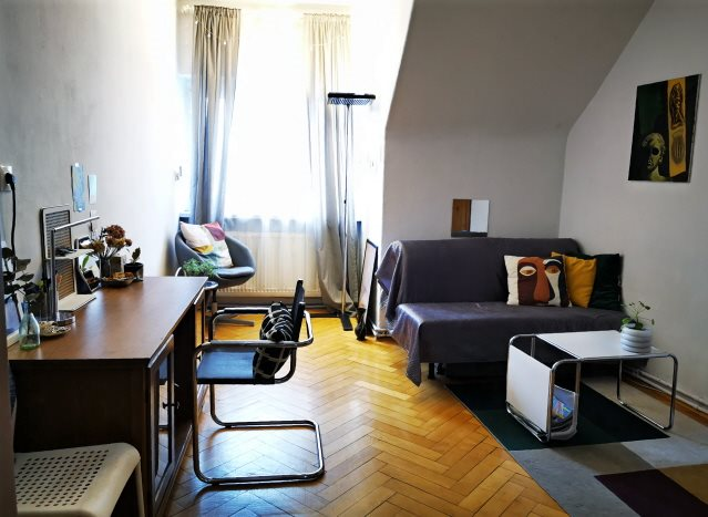 Mieszkanie dwupokojowe na sprzedaż Wrocław, Stare Miasto, Krasińskiego  57m2 Foto 6