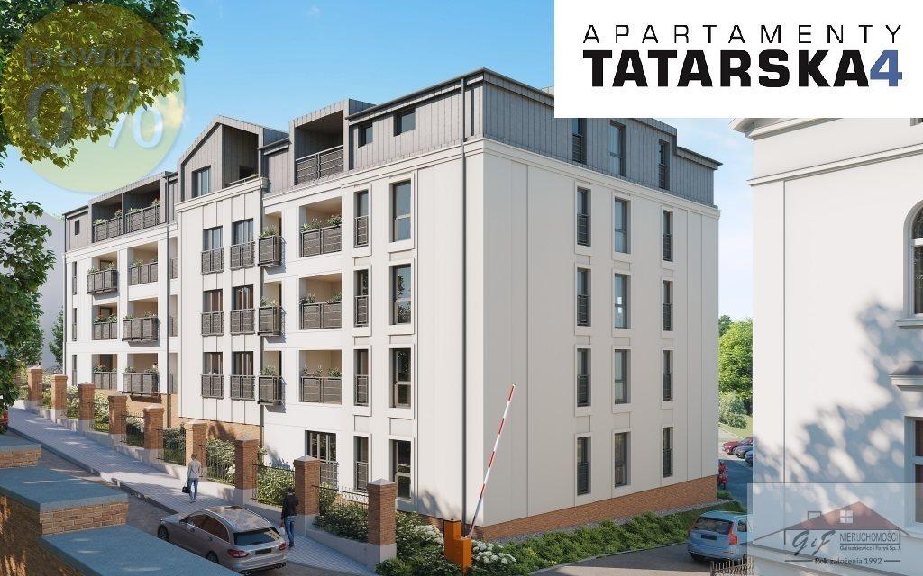 Mieszkanie trzypokojowe na sprzedaż Przemyśl, Tatarska  58m2 Foto 1