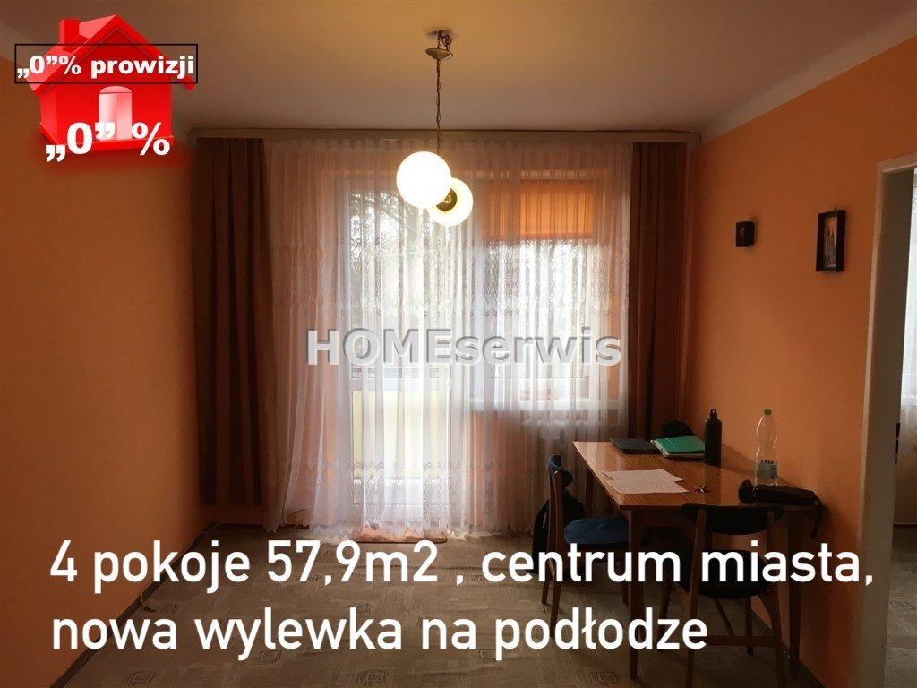 Mieszkanie trzypokojowe na sprzedaż Ostrowiec Świętokrzyski  58m2 Foto 1
