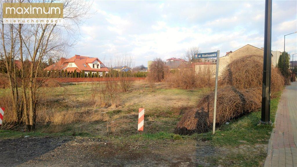 Działka budowlana na sprzedaż Biłgoraj  891m2 Foto 3