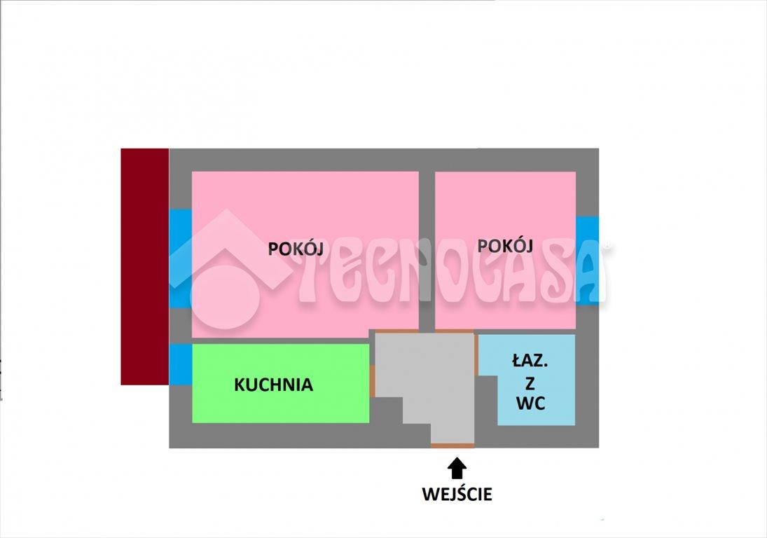 Mieszkanie dwupokojowe na sprzedaż Kraków, Dębniki, podwawelskie, kraków  40m2 Foto 2