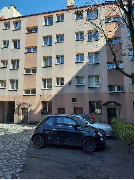 Mieszkanie trzypokojowe na sprzedaż Chorzów, Powstańców  44m2 Foto 3