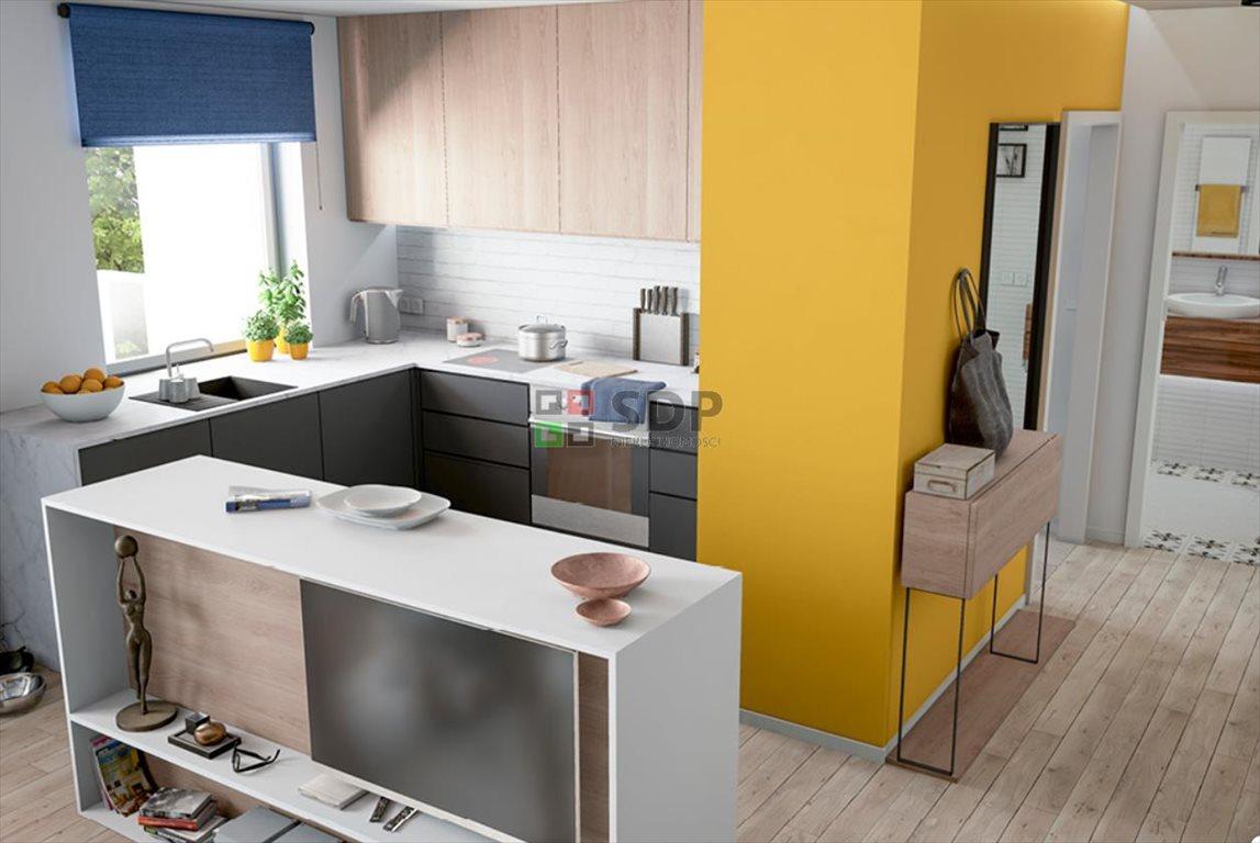 Mieszkanie dwupokojowe na sprzedaż Wrocław, Psie Pole, Swojczyce  46m2 Foto 2