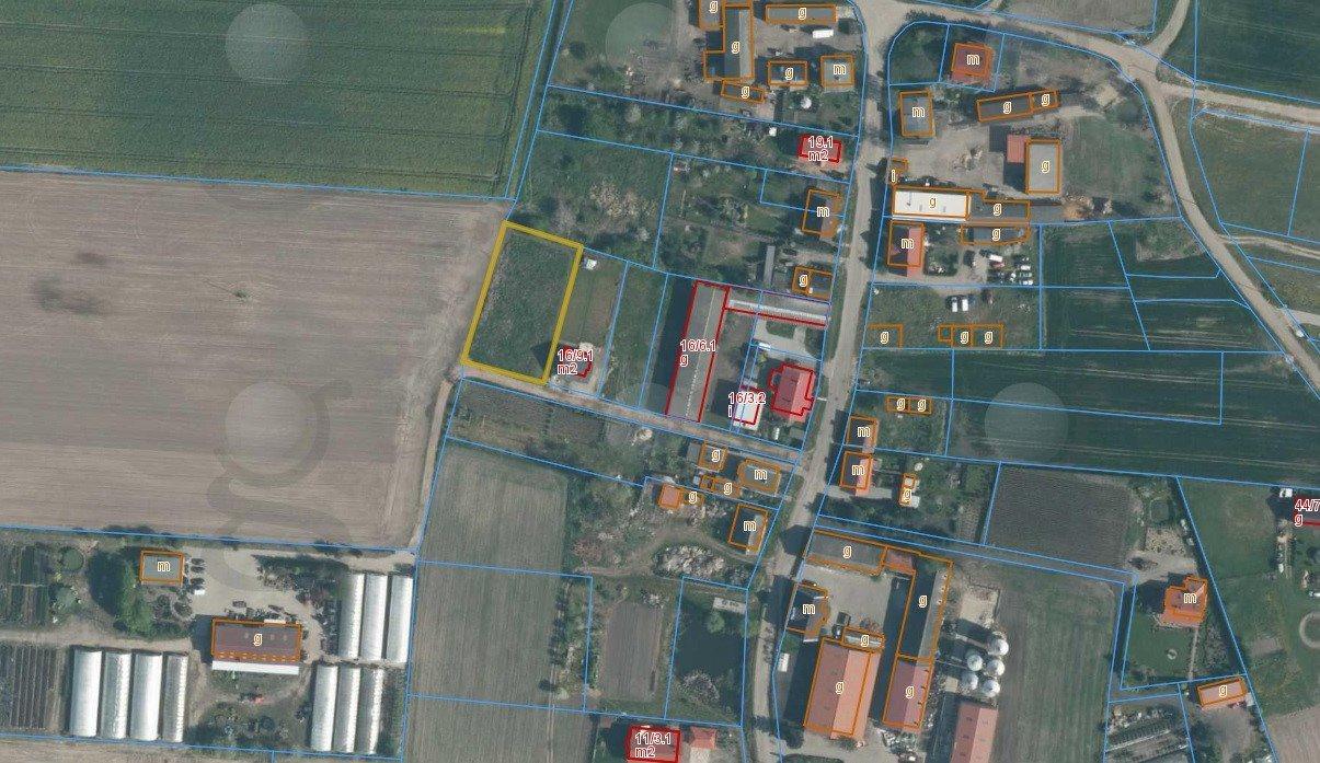 Działka budowlana na sprzedaż Sokolniki Gwiazdowskie  1500m2 Foto 1