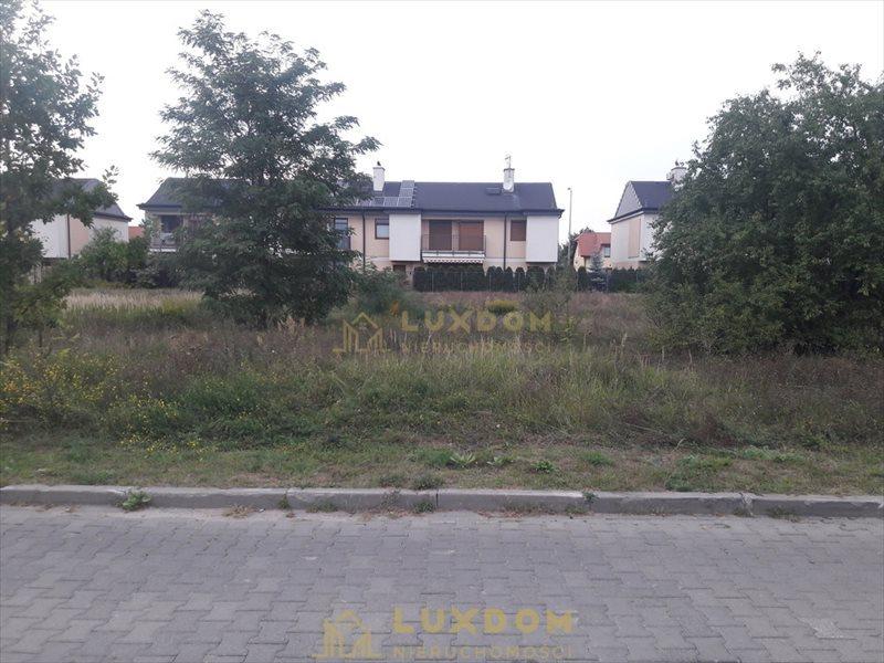 Działka budowlana na sprzedaż Warszawa, Rembertów, Roty  860m2 Foto 1