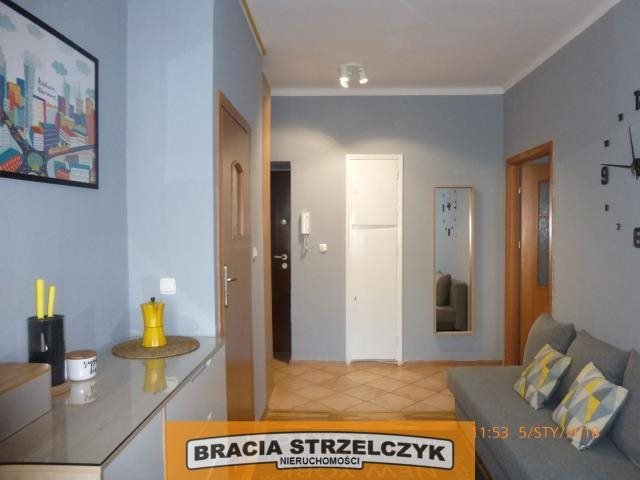 Mieszkanie dwupokojowe na wynajem Warszawa, Śródmieście, Ludwika Waryńskiego  41m2 Foto 5