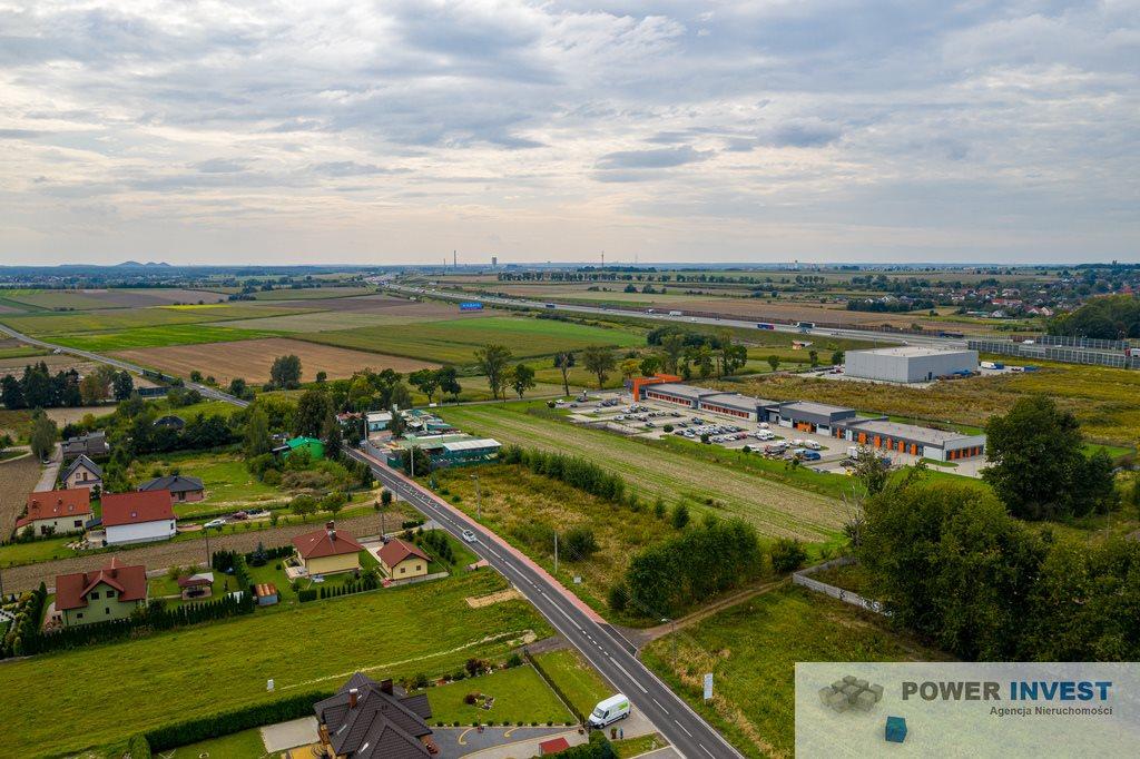 Działka komercyjna na sprzedaż Gliwice, Bojków  10000m2 Foto 6