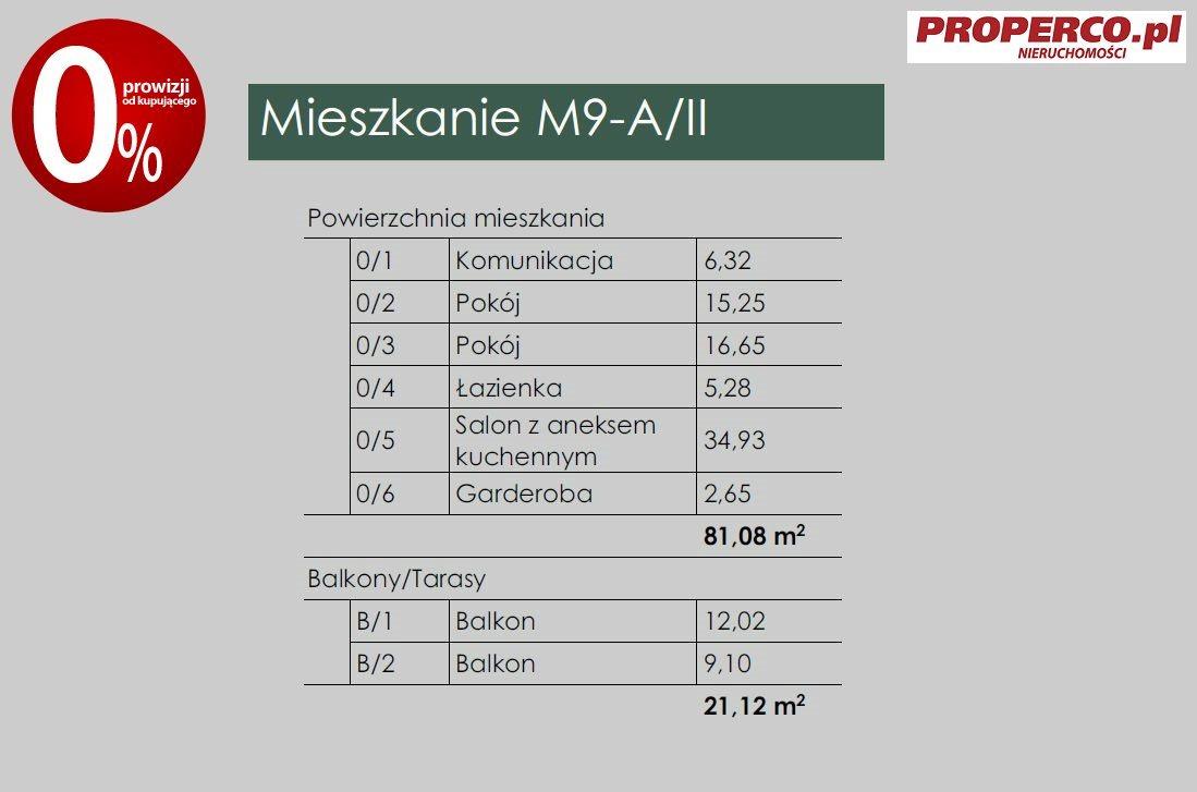 Mieszkanie trzypokojowe na sprzedaż Kielce, Szydłówek, Klonowa  81m2 Foto 6