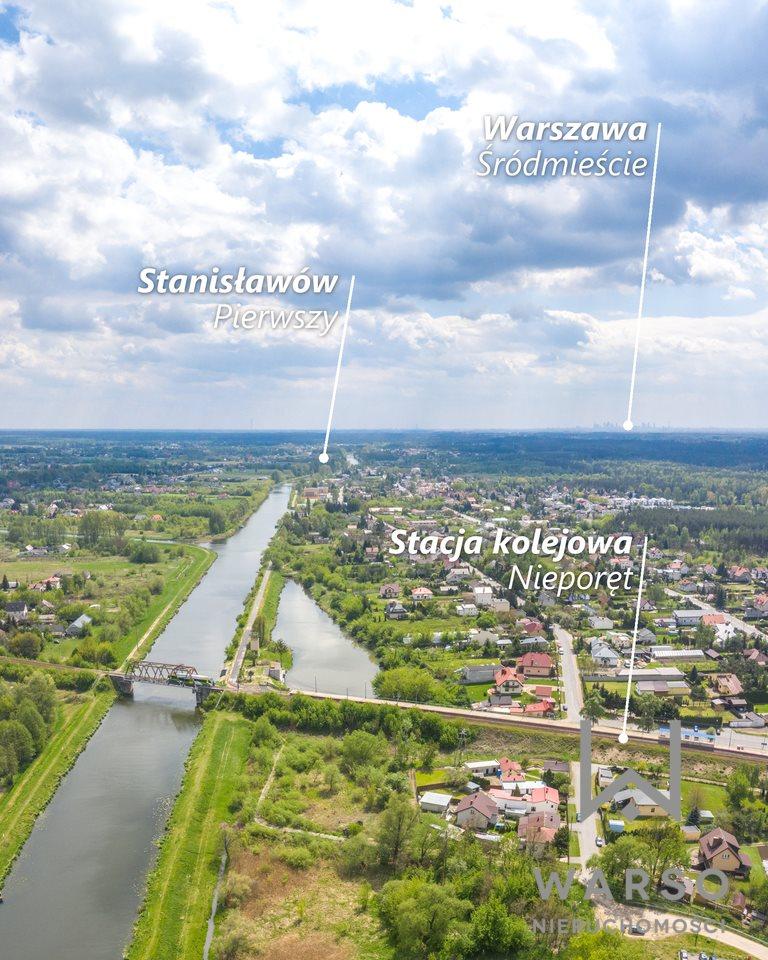 Działka budowlana na sprzedaż Stanisławów Pierwszy, Słoneczna  5440m2 Foto 4