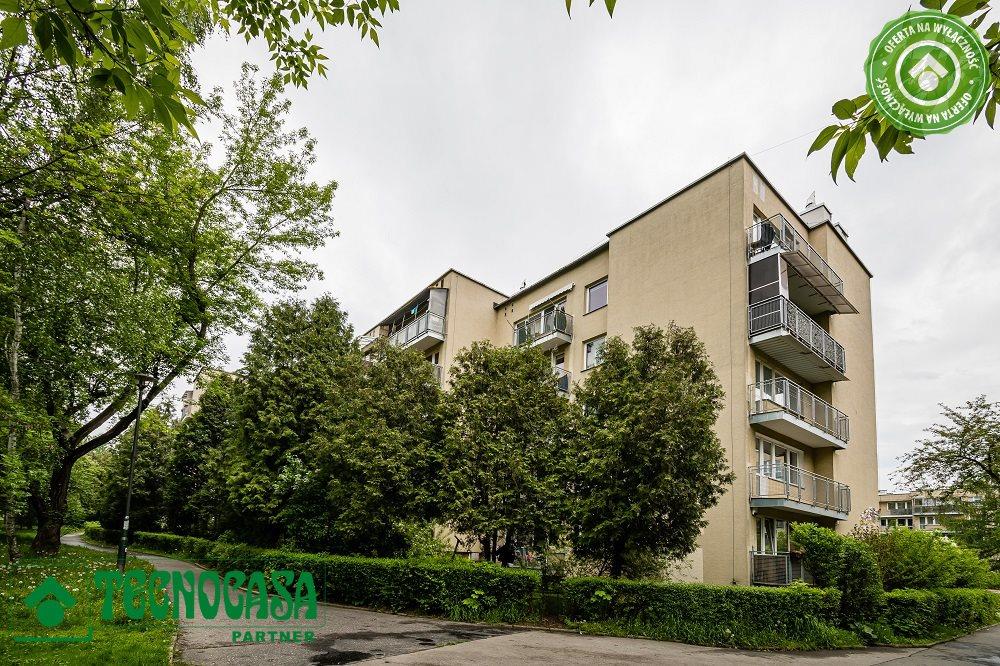 Mieszkanie dwupokojowe na sprzedaż Kraków, Bieżanów-Prokocim, Prokocim, Kurczaba  48m2 Foto 1