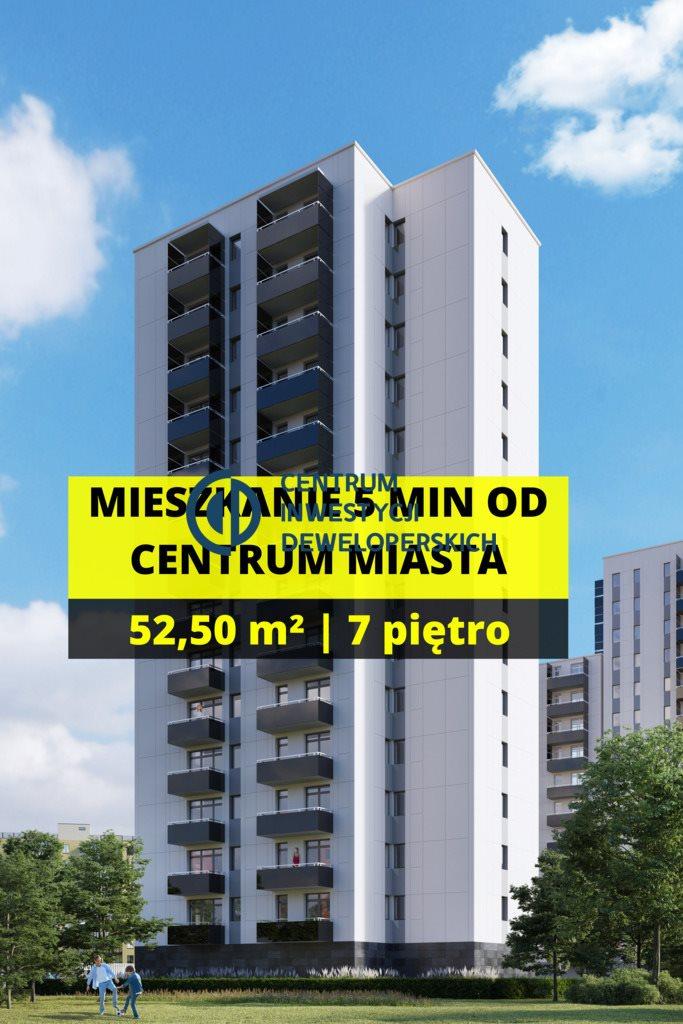 Mieszkanie trzypokojowe na sprzedaż Rzeszów, Małopolska  53m2 Foto 1