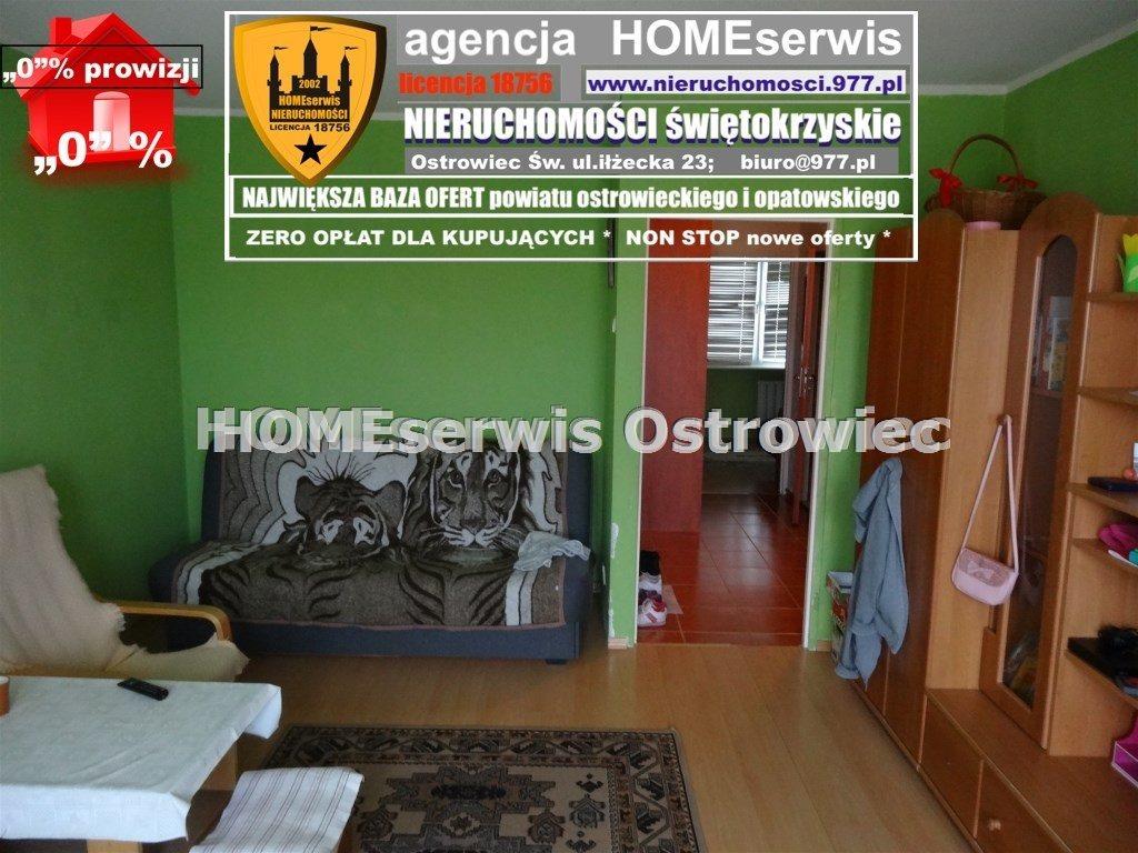 Mieszkanie dwupokojowe na sprzedaż Ostrowiec Świętokrzyski, Stawki  53m2 Foto 1