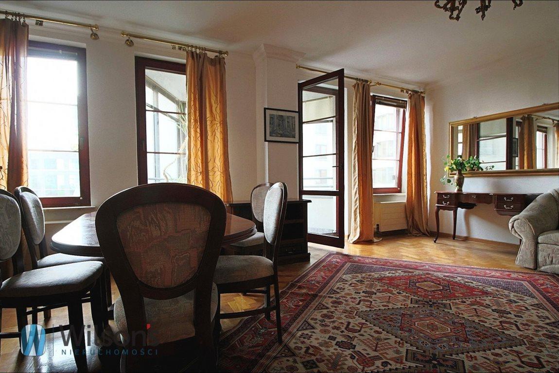 Luksusowe mieszkanie na sprzedaż Warszawa, Wola, Łucka  127m2 Foto 3