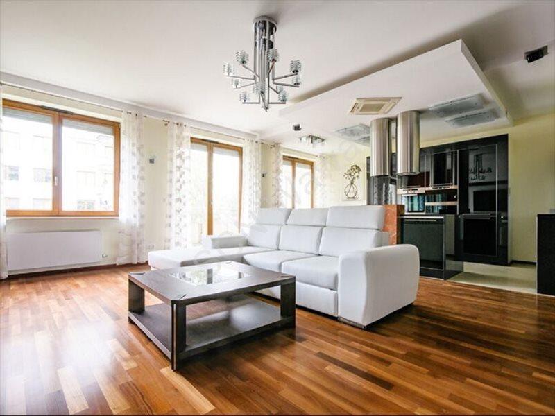 Luksusowe mieszkanie trzypokojowe na sprzedaż Warszawa, Mokotów, Sztormowa  119m2 Foto 1