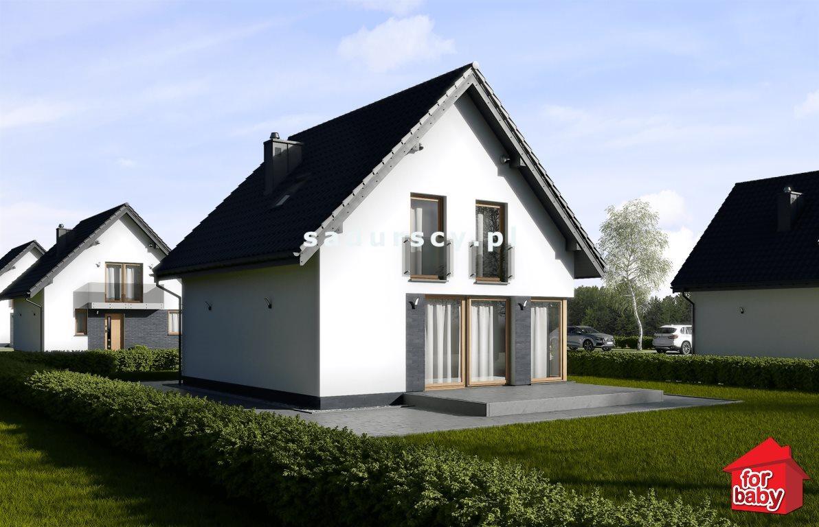 Dom na sprzedaż Zabierzów, Kobylany, Kobylany, Floriana  102m2 Foto 8