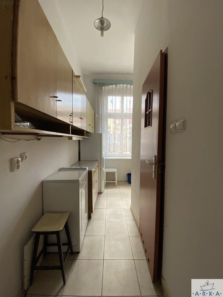 Mieszkanie dwupokojowe na sprzedaż Szczecin, Śródmieście-Centrum, al. Bohaterów Warszawy  55m2 Foto 8