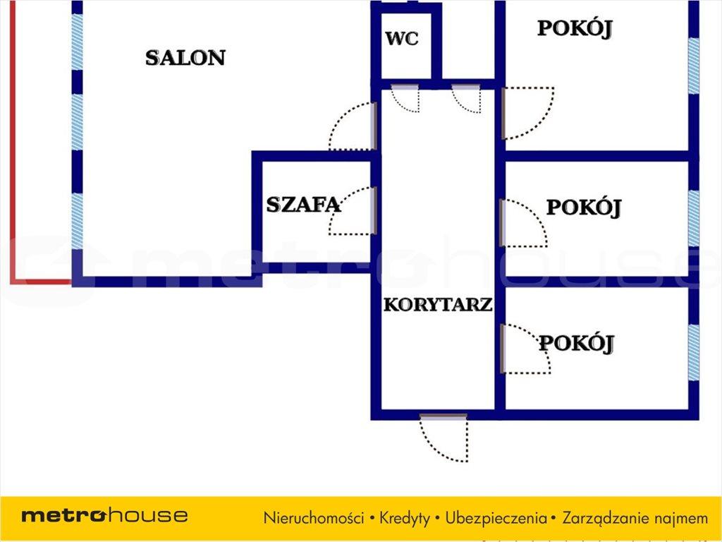 Mieszkanie czteropokojowe  na sprzedaż Gliwice, Stare Gliwice, Turkusowa  73m2 Foto 12