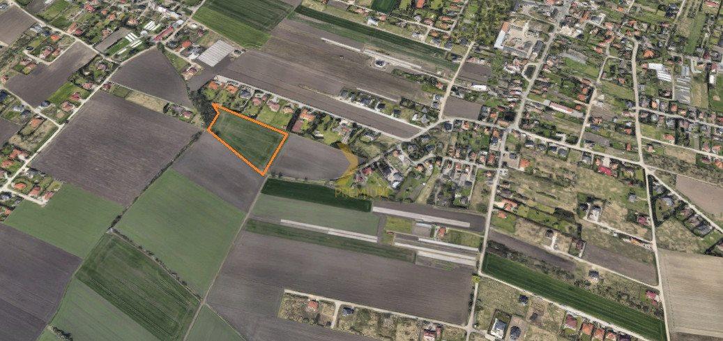 Działka budowlana na sprzedaż Żerniki Wrocławskie  17131m2 Foto 2
