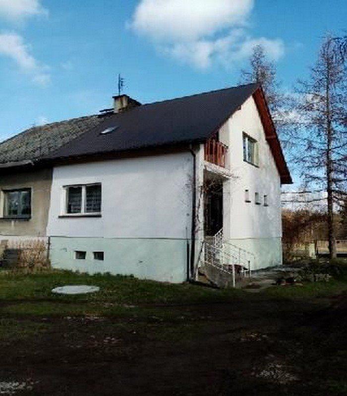Dom na sprzedaż Ruda Kozielska, Raciborska 101  80m2 Foto 2