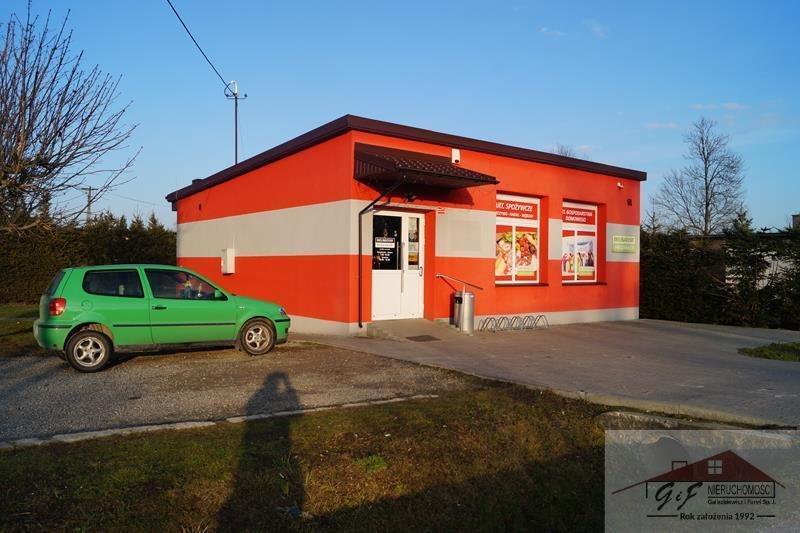 Lokal użytkowy na sprzedaż Nowe Sioło  72m2 Foto 1