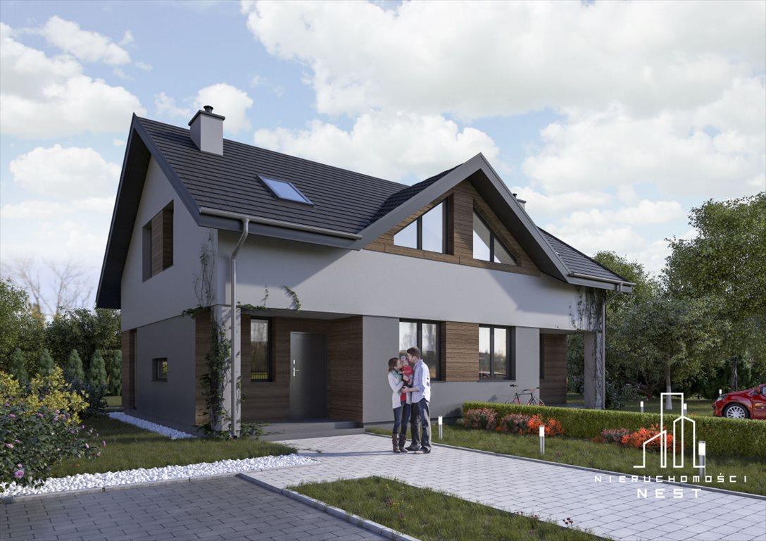 Dom na sprzedaż Kórnik, Domy z działką od 400m2 z POMPĄ CIEPŁA! BEZ KOSZTÓW  90m2 Foto 2