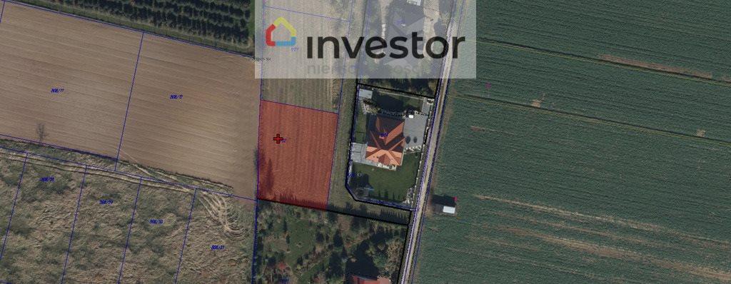 Działka rolna na sprzedaż Miłków  1182m2 Foto 2