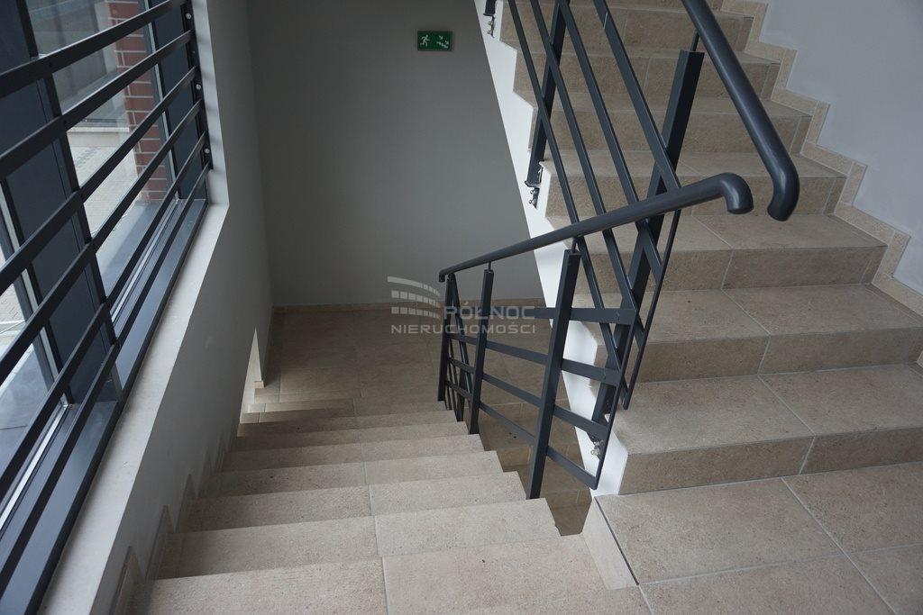 Mieszkanie dwupokojowe na wynajem Pabianice, 2 Pokoje, nowe, centrum, balkon, winda, miejsce postojowe  36m2 Foto 11