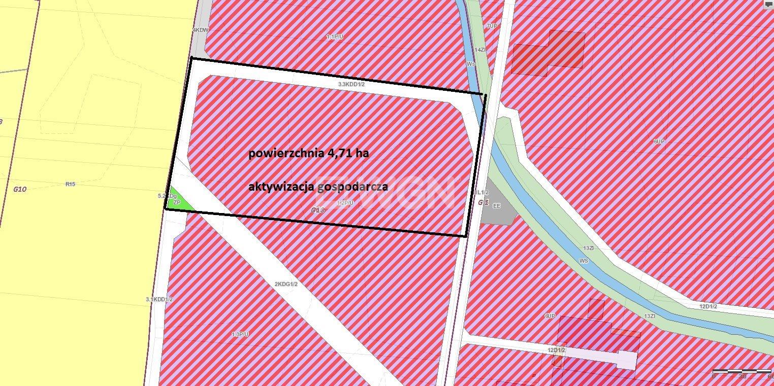 Działka inwestycyjna na sprzedaż Wierzbice, Oławska  47100m2 Foto 2