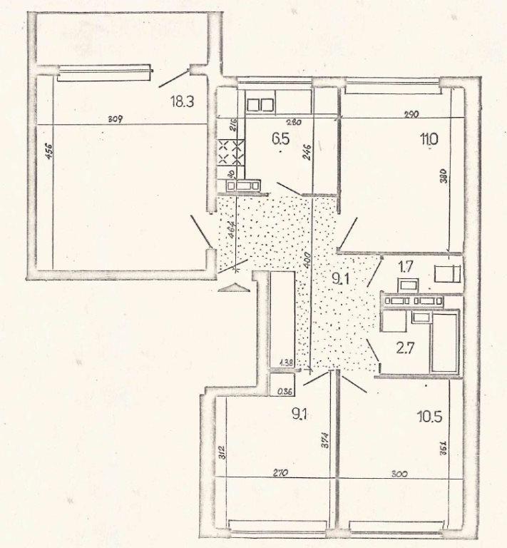 Mieszkanie czteropokojowe  na sprzedaż Warszawa, Ursynów, Imielin, Hawajska  71m2 Foto 12