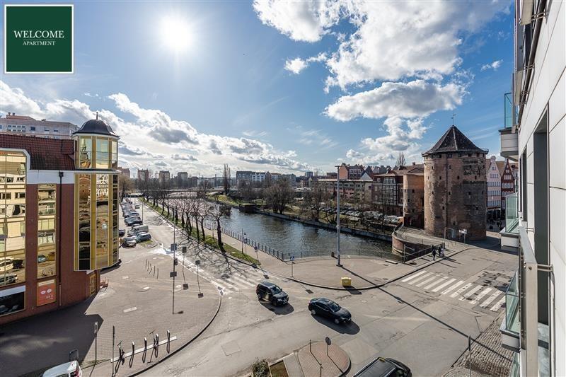 Mieszkanie dwupokojowe na sprzedaż Gdańsk, Śródmieście, WaterLane, SZAFARNIA  54m2 Foto 12