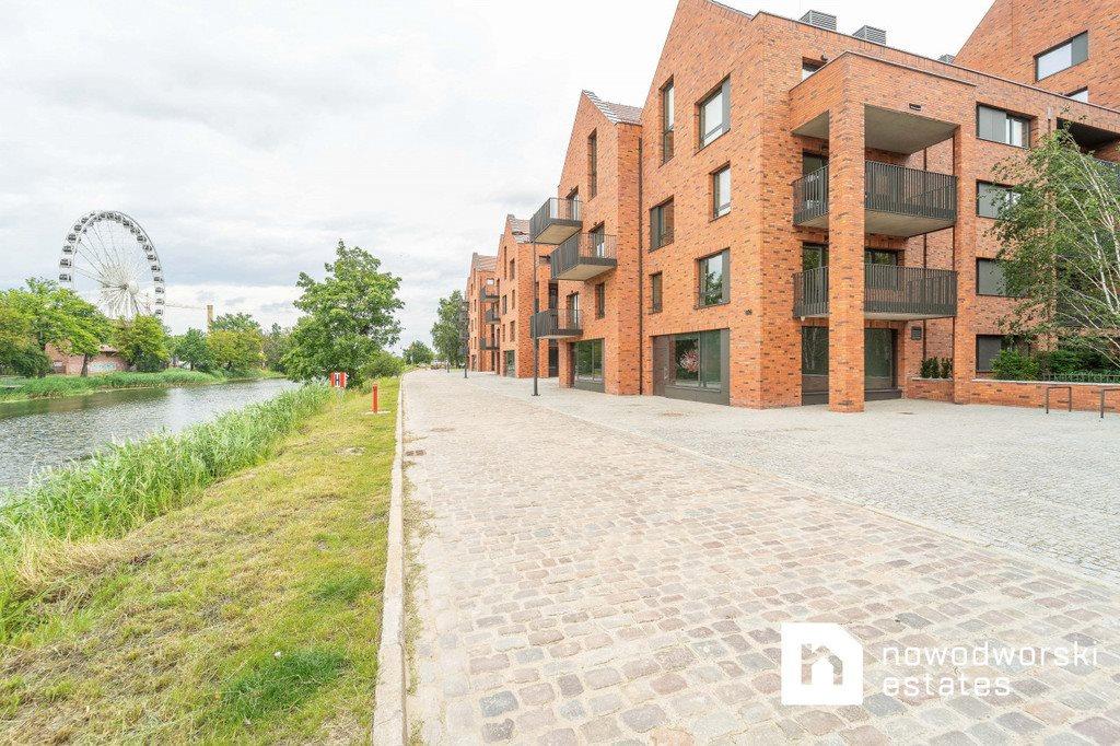 Mieszkanie dwupokojowe na wynajem Gdańsk, Śródmieście, Angielska Grobla  49m2 Foto 13