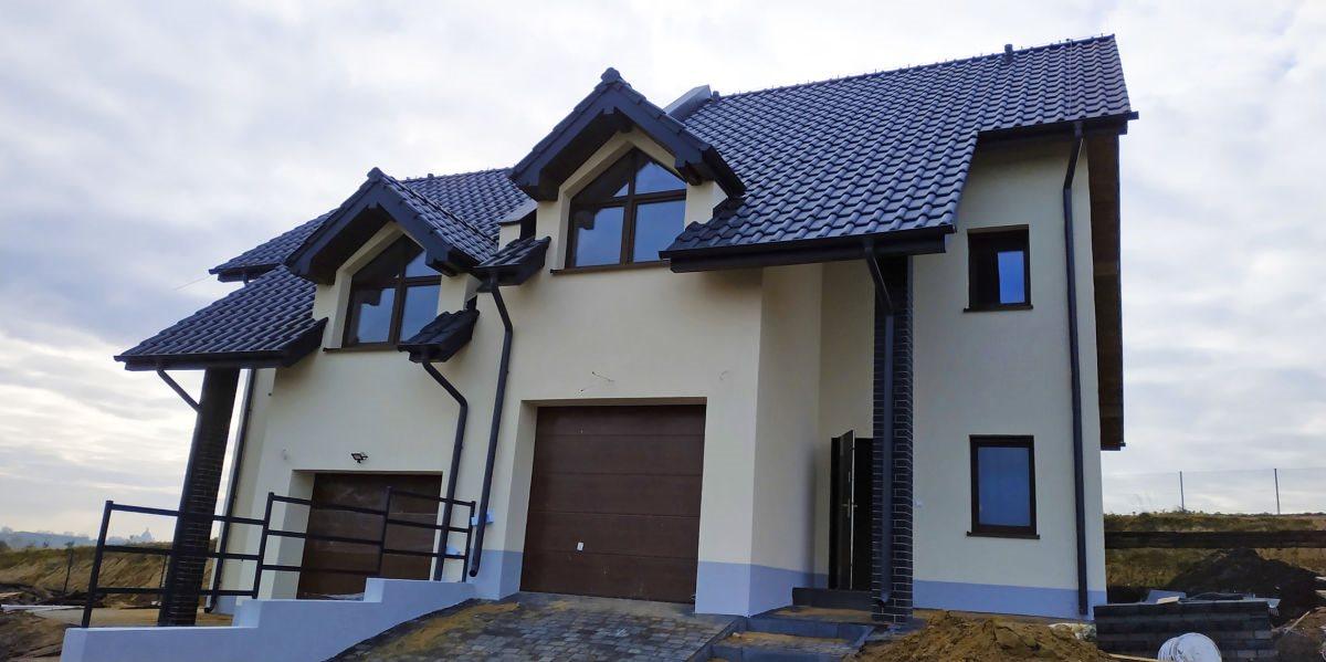Dom na sprzedaż Gostyń, Siewna,Osiedle Widokowe  121m2 Foto 1