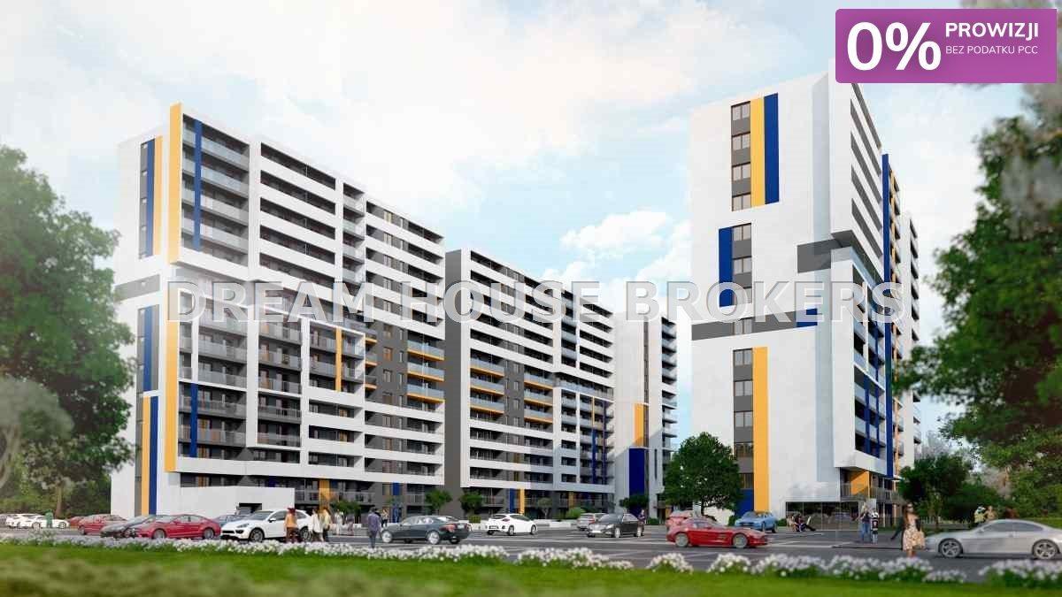 Mieszkanie trzypokojowe na sprzedaż Rzeszów, Drabinianka  34m2 Foto 1