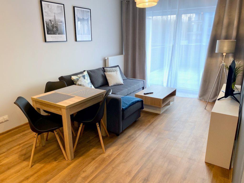 Mieszkanie dwupokojowe na wynajem Łódź, Bałuty, Radogoszcz, Świtezianki  41m2 Foto 1