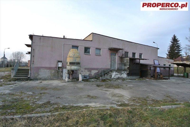 Działka przemysłowo-handlowa na sprzedaż Chmielnik  10839m2 Foto 12