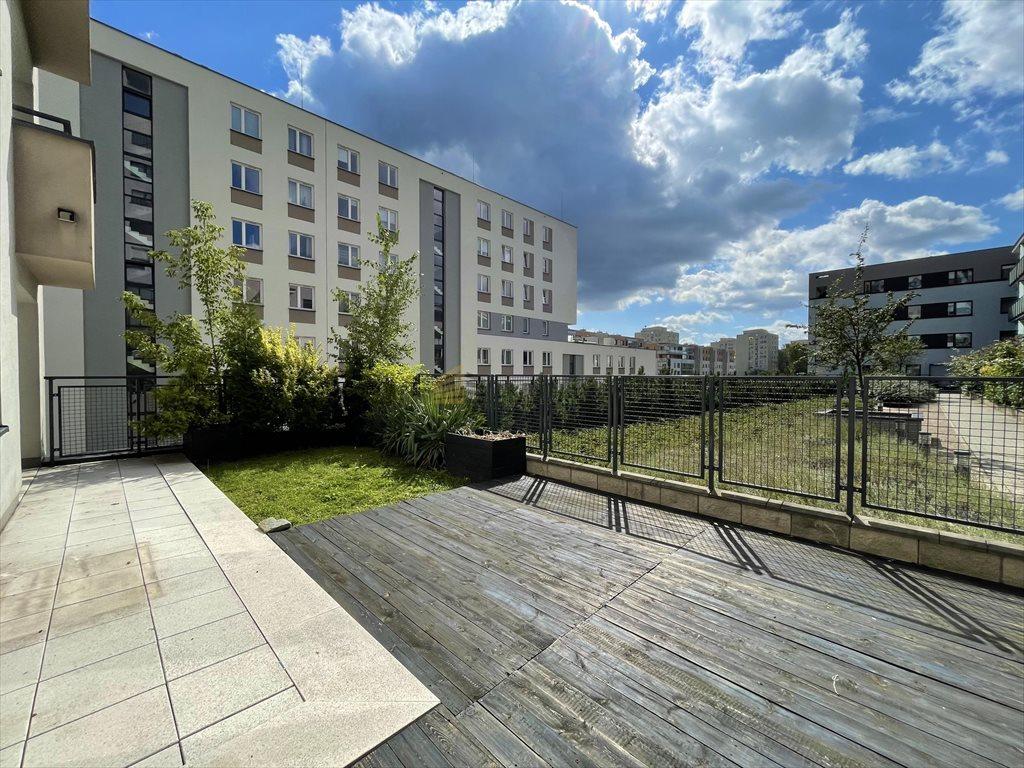 Mieszkanie czteropokojowe  na wynajem Warszawa, Mokotów, Dolny Mokotów, św. Bonifacego  108m2 Foto 10