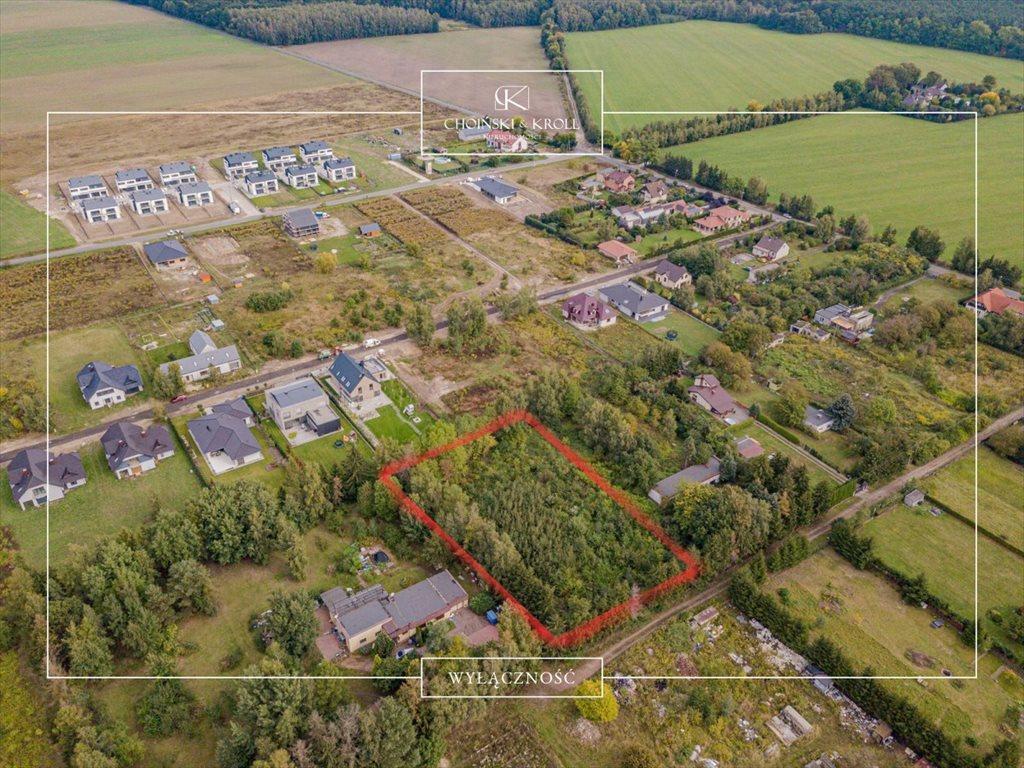 Działka budowlana na sprzedaż Poznań, Szczepankowo, Jeżynowa  2866m2 Foto 1