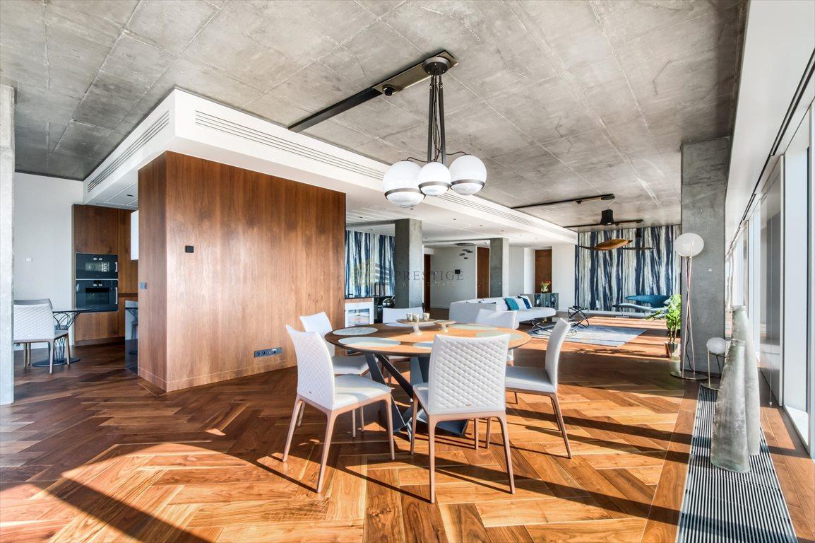 Mieszkanie czteropokojowe  na wynajem Warszawa, Śródmieście, Nowe Miasto, Złota  236m2 Foto 7
