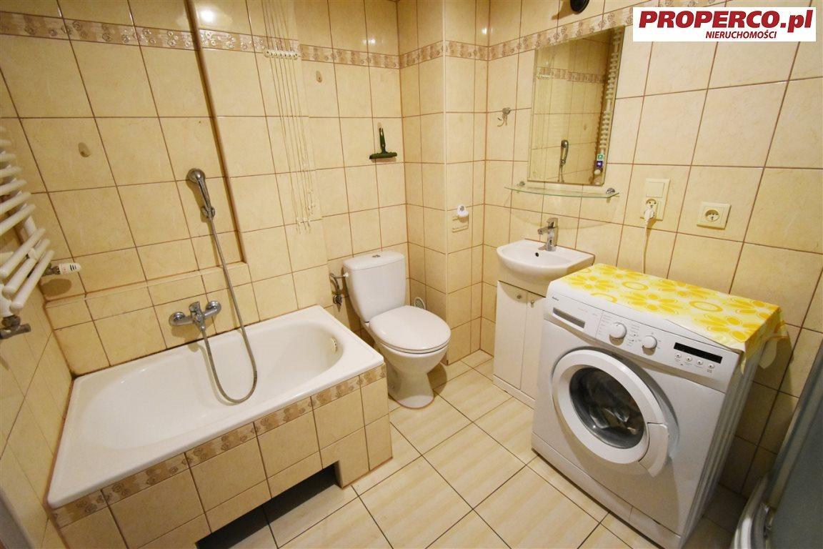 Mieszkanie dwupokojowe na wynajem Kielce, Szydłówek, Turystyczna  57m2 Foto 7