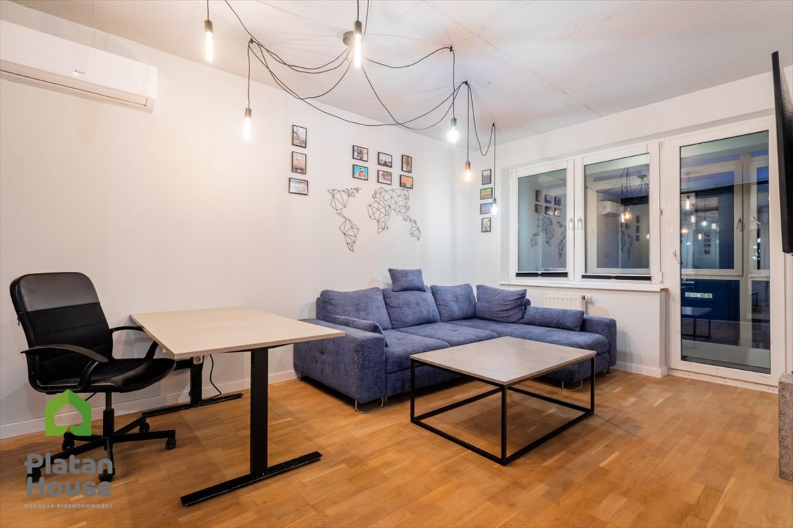 Mieszkanie dwupokojowe na sprzedaż Warszawa, Ursus, Apartamentowa  50m2 Foto 10