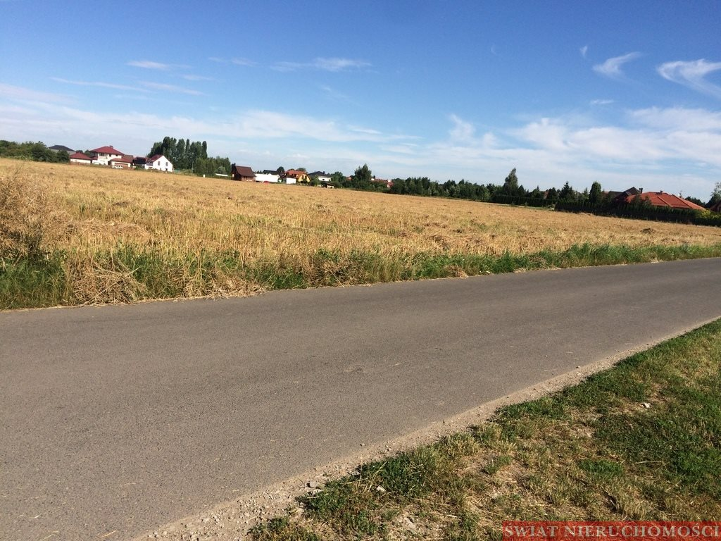 Działka siedliskowa na sprzedaż Żerniki Wrocławskie  600m2 Foto 5